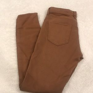Topshop Leigh Moto midwaist/highwaist jeans 26 30